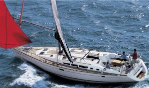 Sun Odyssey 49 Jeanneau Exterior 1