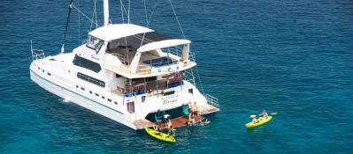 SHANGANI   Catamaran 70 Exterior 3