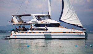 SHANGANI   Catamaran 70 Exterior 5