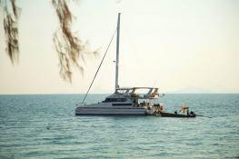 SHANGANI   Catamaran 70 Exterior 1