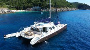 MYSTIQUE    Catamaran 70 Exterior 0