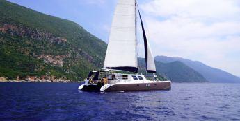 MYSTIQUE    Catamaran 70 Exterior 1