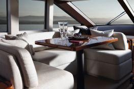 Princess P 50 Princess Yachts Interior 1