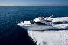 Princess P 50 Princess Yachts Exterior 4