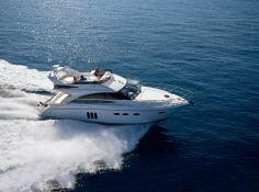 Princess P 50 Princess Yachts Exterior 1