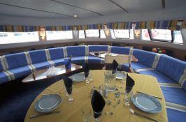 Nautitech 82 Nautitech Catamaran Interior 1