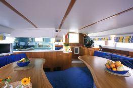 Nautitech 82 Nautitech Catamaran Interior 2