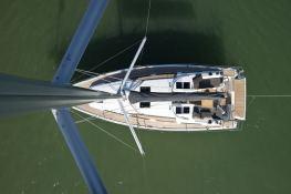 Hanse 345 Hanse Yachts Exterior 3