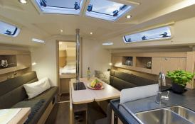 Hanse 345 Hanse Yachts Interior 1