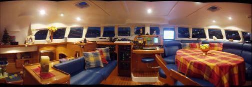 Lagoon 47 Lagoon Catamaran Interior 1