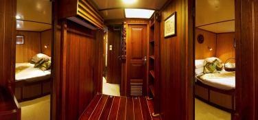 Raja Laut   Schooner 100' Interior 3