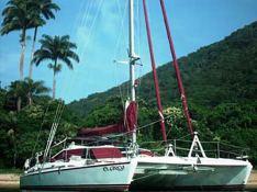 Catamaran 43 Exterior 1