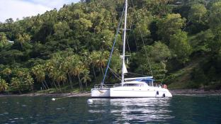 Belize 43 Fountaine Pajot Exterior 1