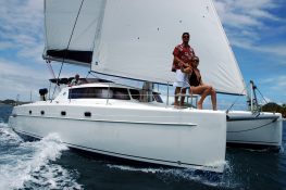 Belize 43 Fountaine Pajot Exterior 4