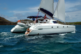 Belize 43 Fountaine Pajot Exterior 3