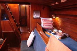 Sloop 60 Interior 1
