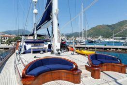 Voyage  Turkish Gulet - ADT 33M Exterior 4