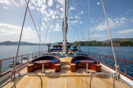 Voyage  Turkish Gulet - ADT 33M Exterior 5
