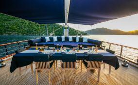 Voyage  Turkish Gulet - ADT 33M Exterior 6