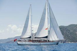 Voyage  Turkish Gulet - ADT 33M Exterior 3