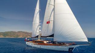 Voyage  Turkish Gulet - ADT 33M Exterior 2