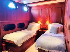 Voyage  Turkish Gulet - ADT 33M Interior 4
