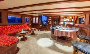 Voyage  Turkish Gulet - ADT 33M Interior 9