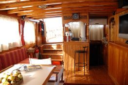 Altinlar Turkish Gulet - 24M Interior 1