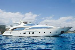 Fly 116' Azimut Yachts Exterior 2