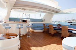 Fly 116' Azimut Yachts Interior 5