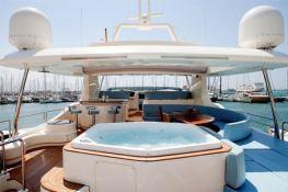 Fly 116' Azimut Yachts Interior 7