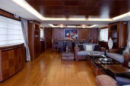 Fly 116' Azimut Yachts Interior 8