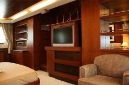 Fly 116' Azimut Yachts Interior 11