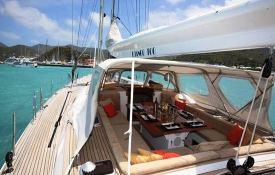 Django Too Trehard Marine Yacht 25M Interior 1
