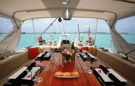 Django Too Trehard Marine Yacht 25M Interior 2