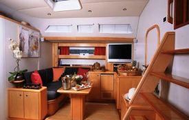 Django Too  Trehard Marine Yacht 25M Interior 3