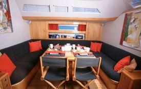 Django Too Trehard Marine Yacht 25M Interior 4