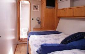 Django Too Trehard Marine Yacht 25M Interior 6