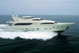 Camarik  Ferretti Yacht 34M Exterior 2