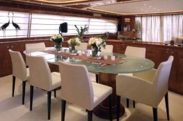 Camarik  Ferretti Yacht 34M Interior 1