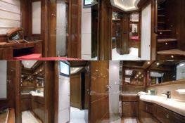 Camarik  Ferretti Yacht 34M Interior 3