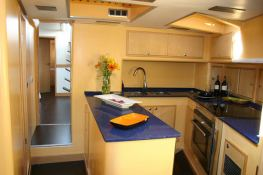 Fortuna  Mafasea Ketch 25M Interior 4