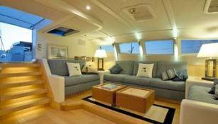 Hamilton II CNB Sloop 117' Interior 8