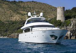 Nicka Maiora Yacht 27M Exterior 2