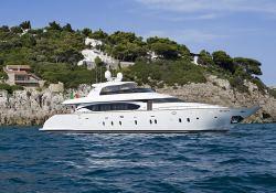 Nicka Maiora Yacht 27M Exterior 3