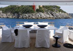 Nicka Maiora Yacht 27M Interior 1