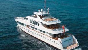 Seven Sins  Heesen Yacht 41M Interior 1