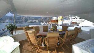 Seven Sins  Heesen Yacht 41M Interior 5