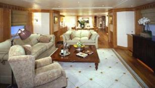 Seven Sins Heesen Yacht 41M Interior 6
