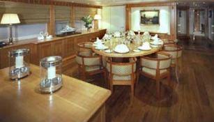Seven Sins  Heesen Yacht 41M Interior 7
